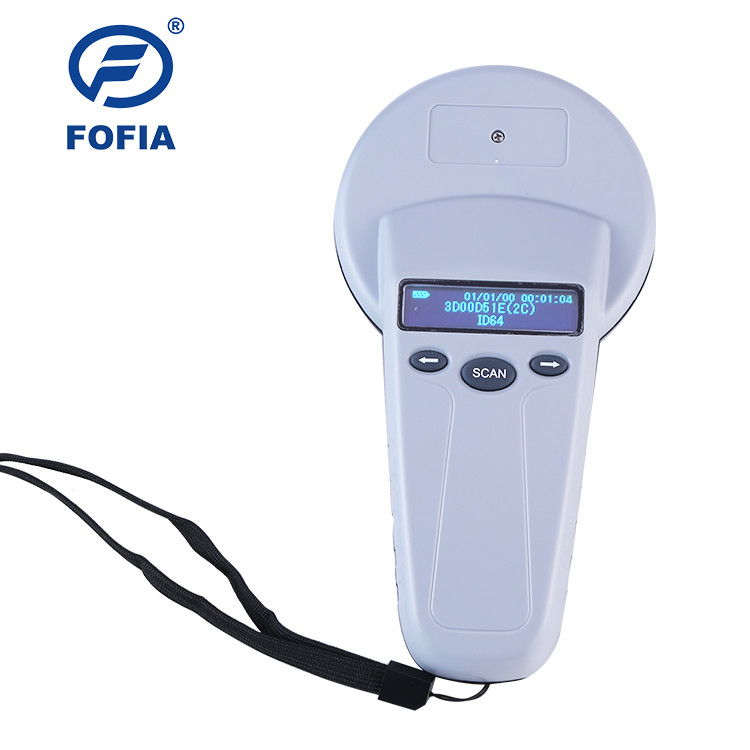 HDX Long Distance RFID Microchip Scanner Reader For Animal Dogs / Pets